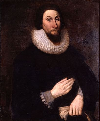 John Winthrop, Governor of Massachussets Bay Colony