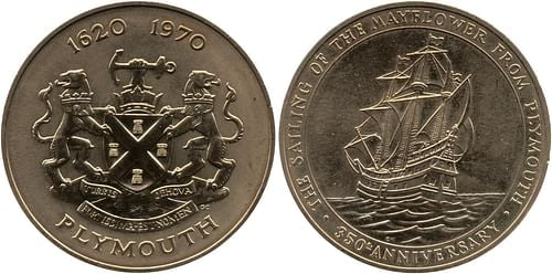 Mayflower Medal