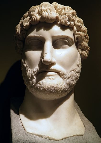 Hadrian Ancient History Encyclopedia