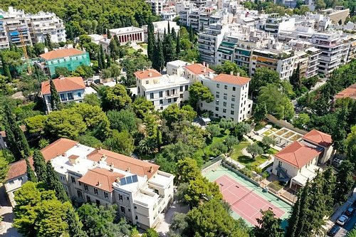 The American School of Classical Studies in Athens