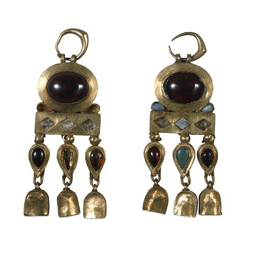 Parthian Earrings