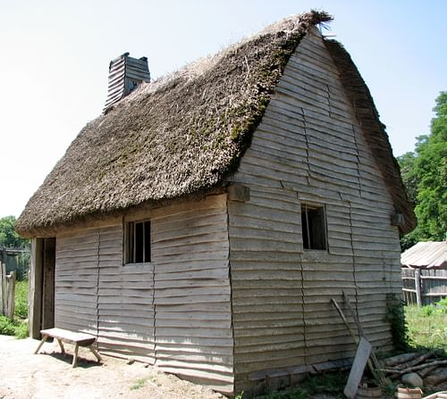 Stephen Hopkins' House, Plimoth Plantation