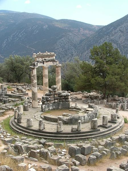 Delphi - Ancient History Encyclopedia