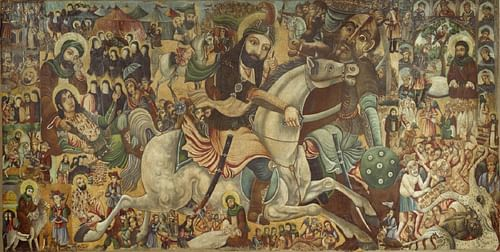 Battle of Karbala by Al-Musavi