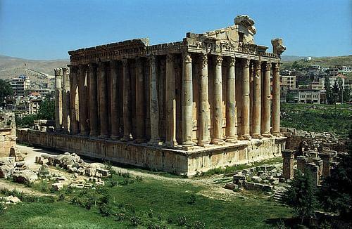 essay about baalbek castle