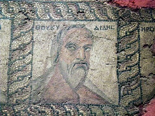 Portrait of Thucydides