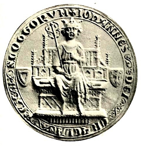Seal of John Balliol