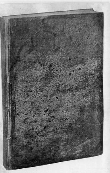 Cover of Bradford's 'Of Plymouth Plantation