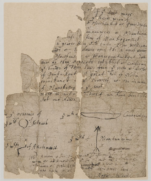 Deed to Providence