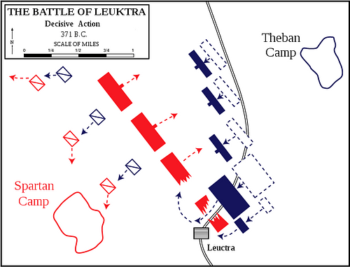 Battle of Leuctra - Ancient History Encyclopedia