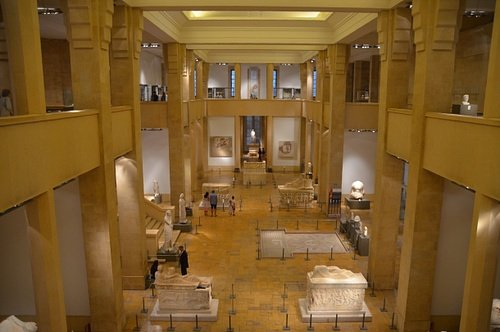 National Museum of Beirut, Lebanon