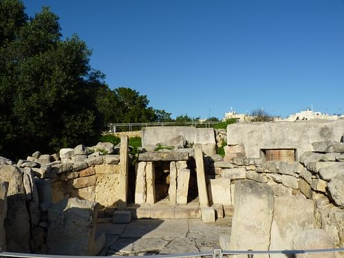 Tarxien Temples, South Temple