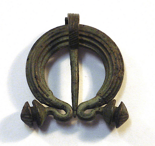 Celtic Penannular Brooch