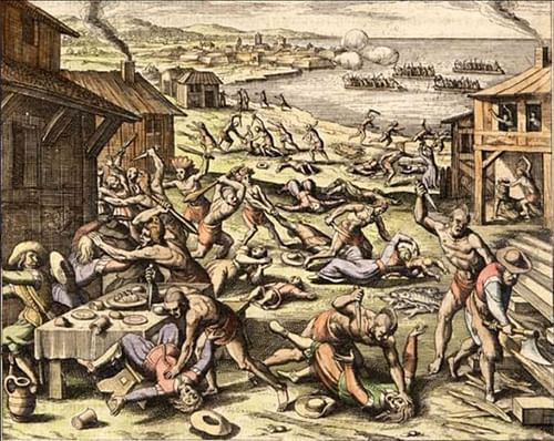 Indian Massacre of 1622