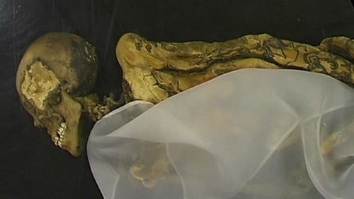 Mummy of the Ukok Princess