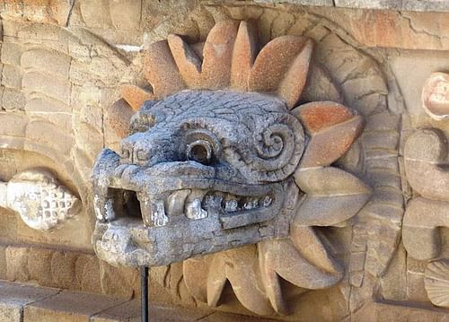 7cbf484a6b7 Quetzalcoatl - Ancient History Encyclopedia