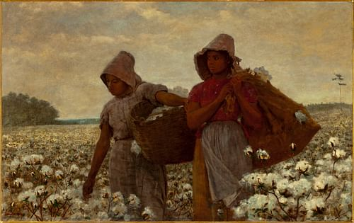 The Cotton Pickers by Winslow Homer