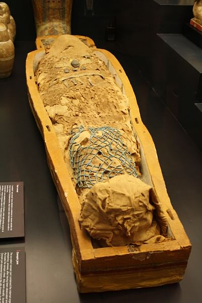 Mummy of Amenirdis