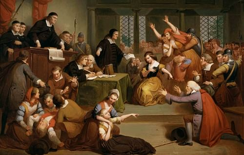 Witch Trial of George Jacobs