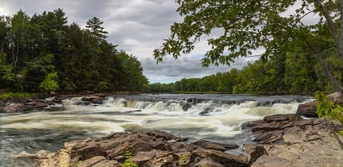 Saco River, Maine