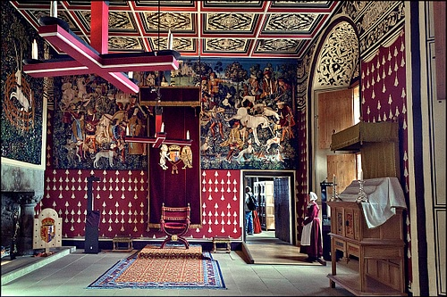 Queen's Inner Hall, Stirling Castle