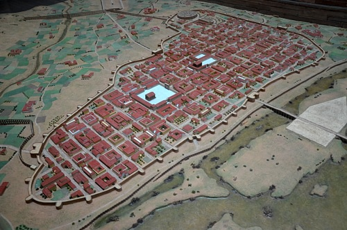 Scale Model of Augusta Emerita (Mérida, Spain)