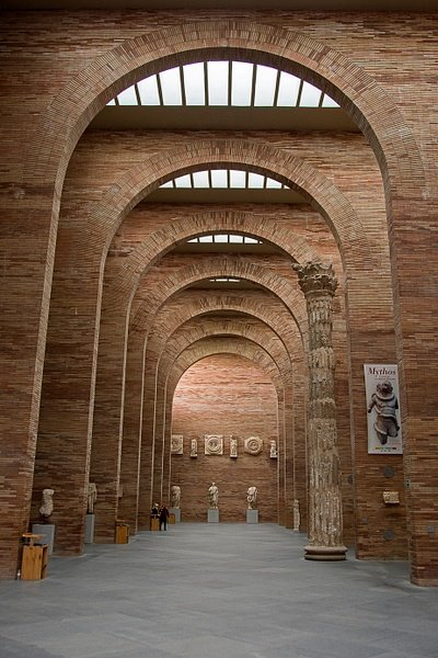 National Museum of Roman Art in Mérida, Spain
