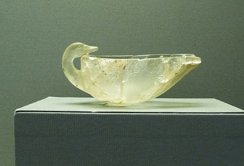 Minoan Rock-Crystal Bowl