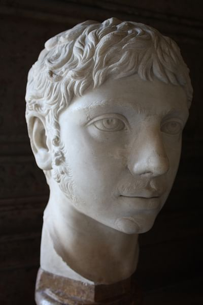 Roman Emperor Elagabalus (by Mark Cartwright, CC BY-NC-SA)