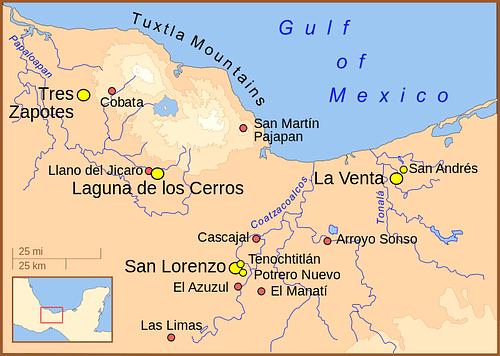 Olmec Civilization Ancient History Encyclopedia