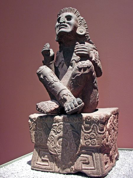 Aztec Sacrifice - Ancient History Encyclopedia