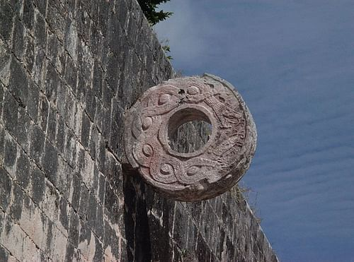 Goal, Ball Court of Chichen Itza