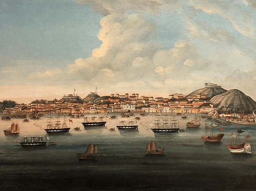 Portuguese Macao