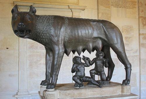 Romulus & Remus (by )