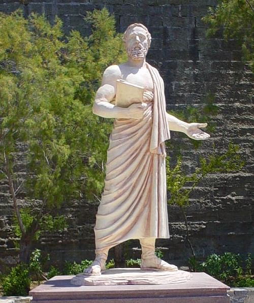 Herodotus of Halicarnassos