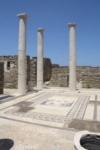 House of Dionysos, Delos