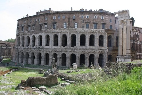 Theatre of Marcellus, Rome