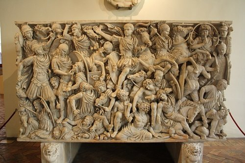 Grand Ludovisi Sarcophagus
