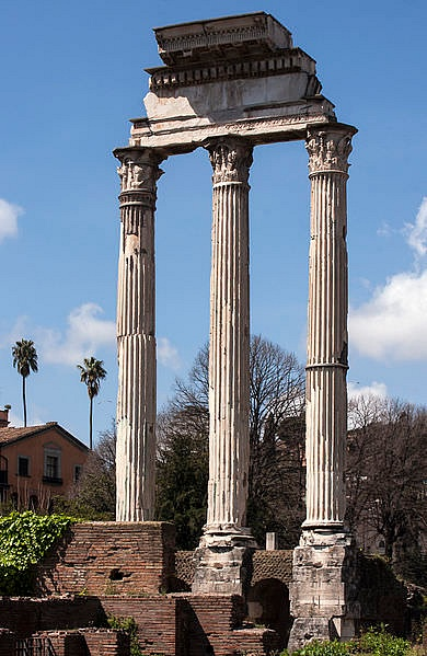 Temple of Castor & Pollux