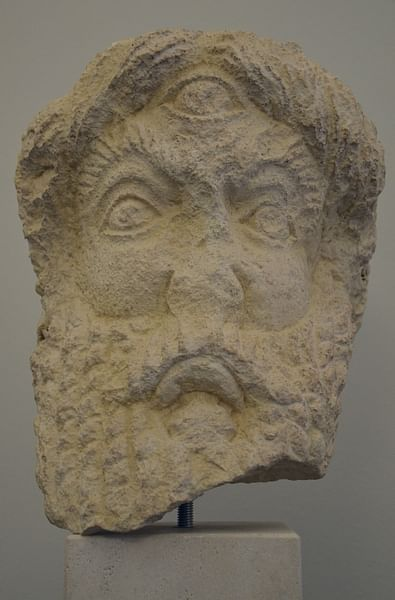Head of Polyphemus