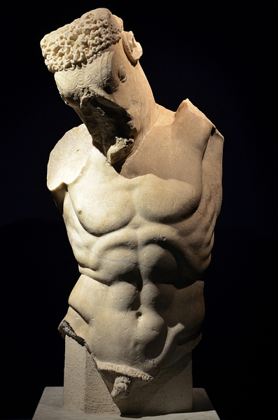 Torso of the Minotaur