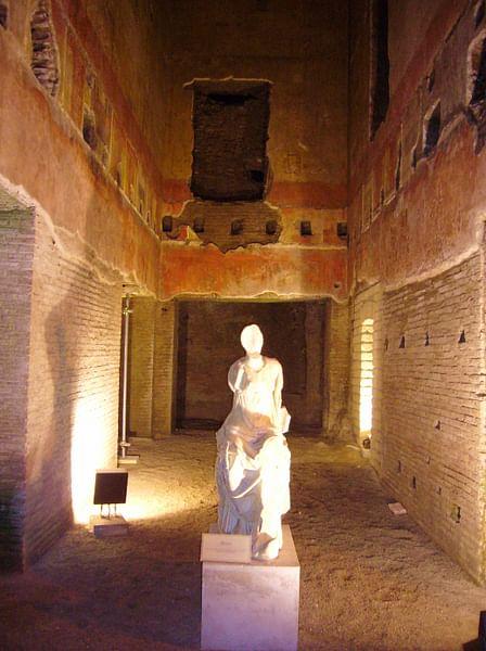 Nerou0027s Golden House (Domus Aurea) (Article)   Ancient History Encyclopedia
