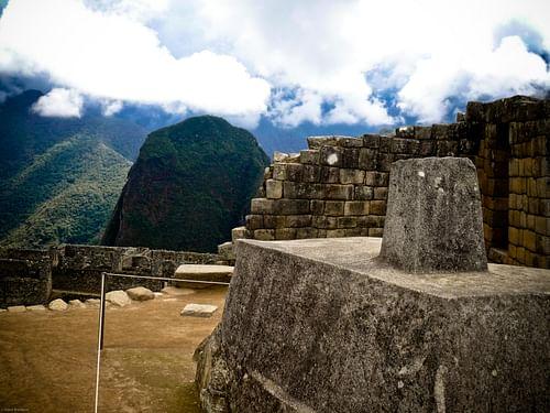 Piedra Intihuatana, Machu Picchu