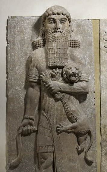 is gilgamesh mentioned in the bible