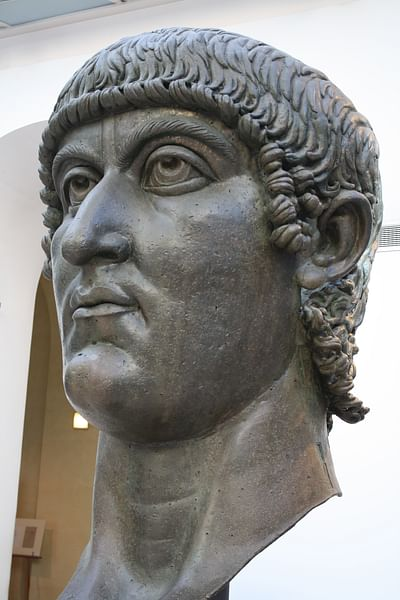 Constantine I (by Mark Cartwright, CC BY-NC-SA)