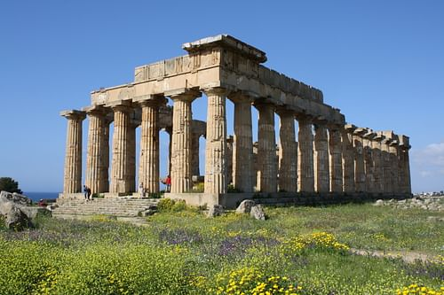 Temple of Hera, Selinus (by Mark Cartwright, CC BY-NC-SA)