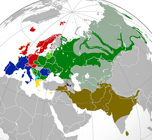 Indo European Languages   Ancient History Encyclopedia