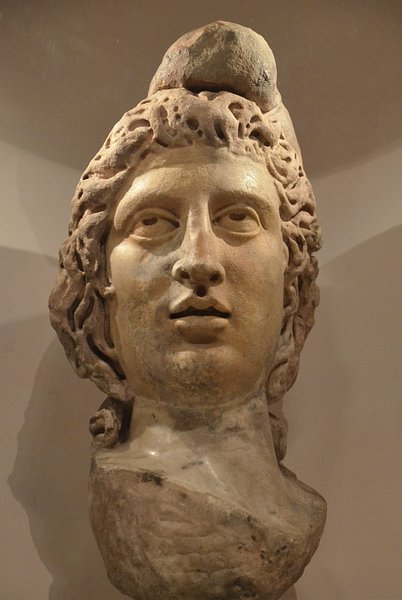 Head of Mithras