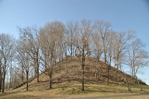 Saul's Mound (by Wayne Hsieh, CC BY-NC-SA)