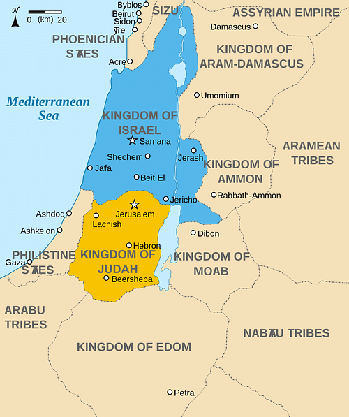 Canaan   Ancient History Encyclopedia